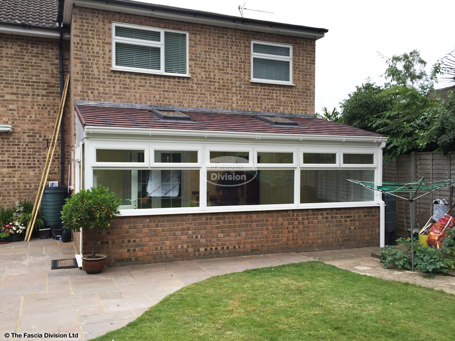 Equinox Tiled Roof Conservatory Lightweight Roof The Fascia Division Brighton