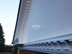 Bespoke fascia, soffit and guttering installation by The Fascia Division