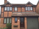 Replica Wood oak tudor beams, fascia, soffit and guttering full installation
